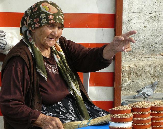 Retratos de Estambul