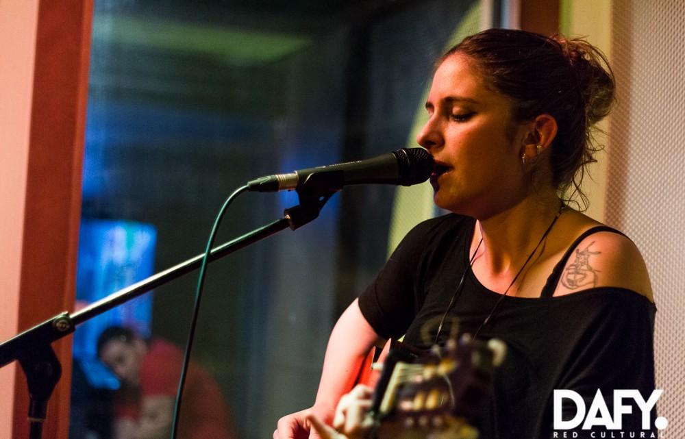 María Alsondelpez @ Siroco Lounge (15/03/14)