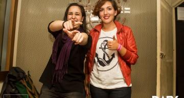 Tixtu Vélez y Lara Morello – Concierto Acoustic Session (Siroco Lounge)