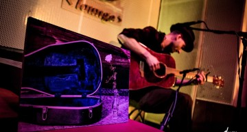 Starlight @ Siroco – El músico californiano en Madrid, y viceversa.