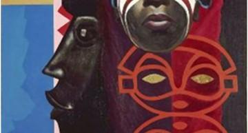 "Louis Mailou Jones. Ubi Girl From Tai Region  &#8211; <a href=""http://mol-tagge.blogspot.com.es/2010/11/arte-artista-negra-pintora-obra.html"">blogspot.com.es</a>"