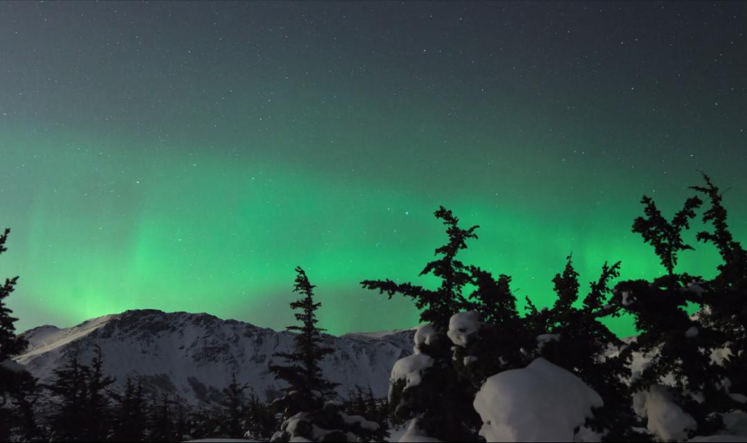 """""""Anchorage By Winter"""" – Zan Butler"""