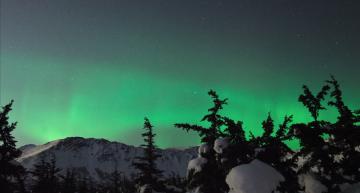 «Anchorage By Winter» – Zan Butler