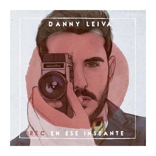 """""""Rec en ese instante"""". Lo nuevo de Danny Leiva."""