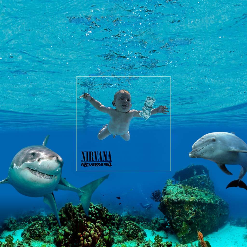 Nirvana-Nevermind