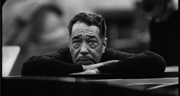 Duke Ellington sobre su piano / eurweb.com