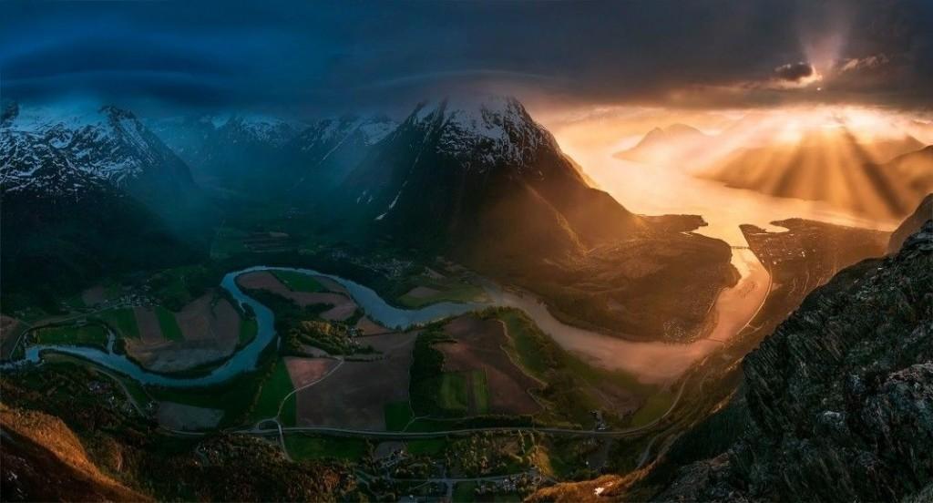 Åndalsnes, Noruega