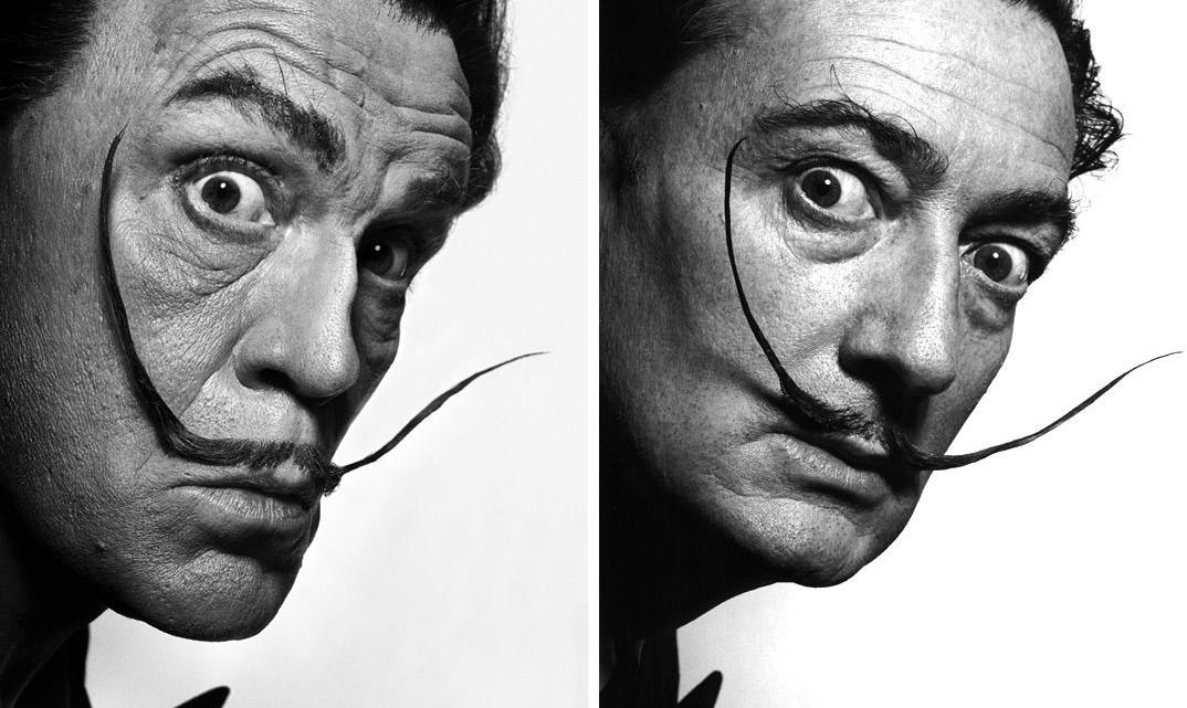 Recreación de fotos icónicas por Sandro Miller