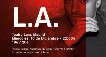 L.A. en Madrid