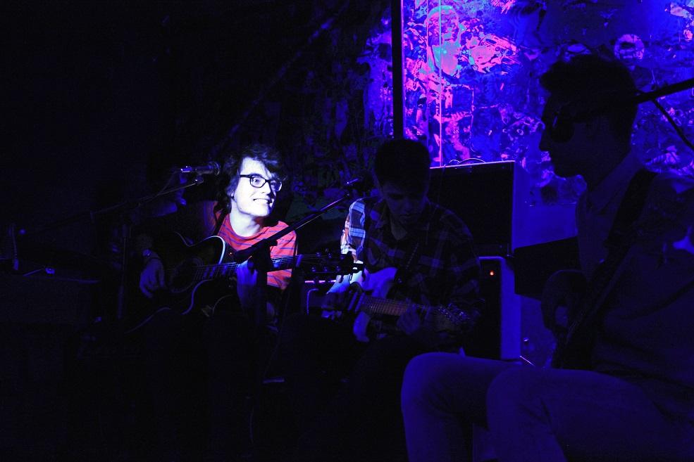 Agente Naranja // DAFY.Música - Acoustic Session