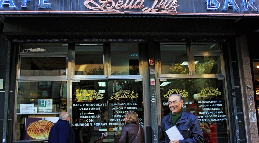 Dueño del bar Bella Luz