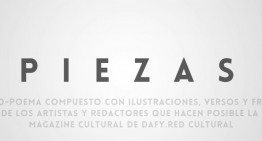 PIEZAS – «Feliz 2015 artistas»