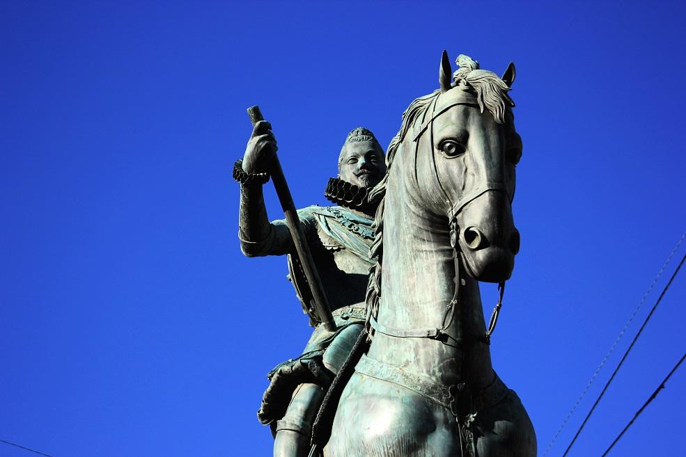 Estatua de Felipe III
