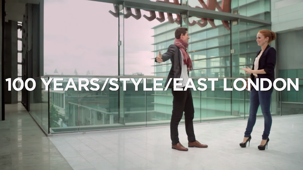 100 años de estilo – 100 YEARS / STYLE / EAST LONDON