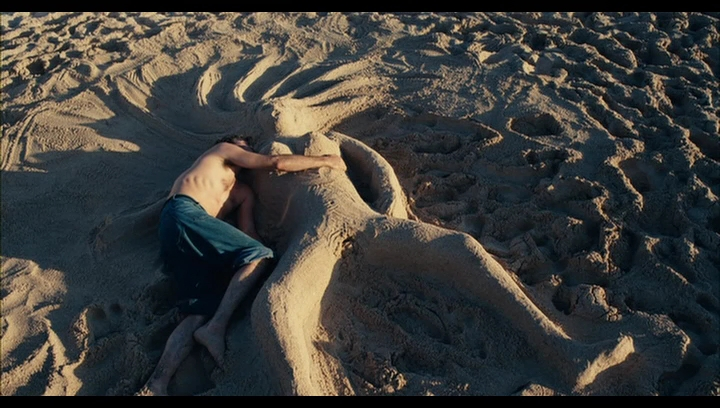 Fotograma de la película The Master