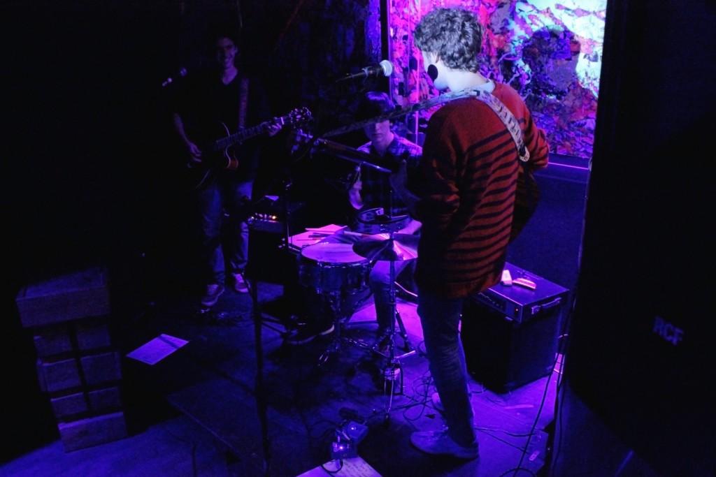 Same Old Fears // DAFY.Música – Acoustic Session [Foto: Lidia Melero]