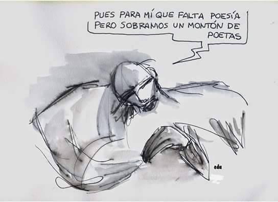 """Imagen del artista """"Edu""""."""