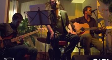 En Un Lugar Solitario @ Siroco Lounge (23/01/15)