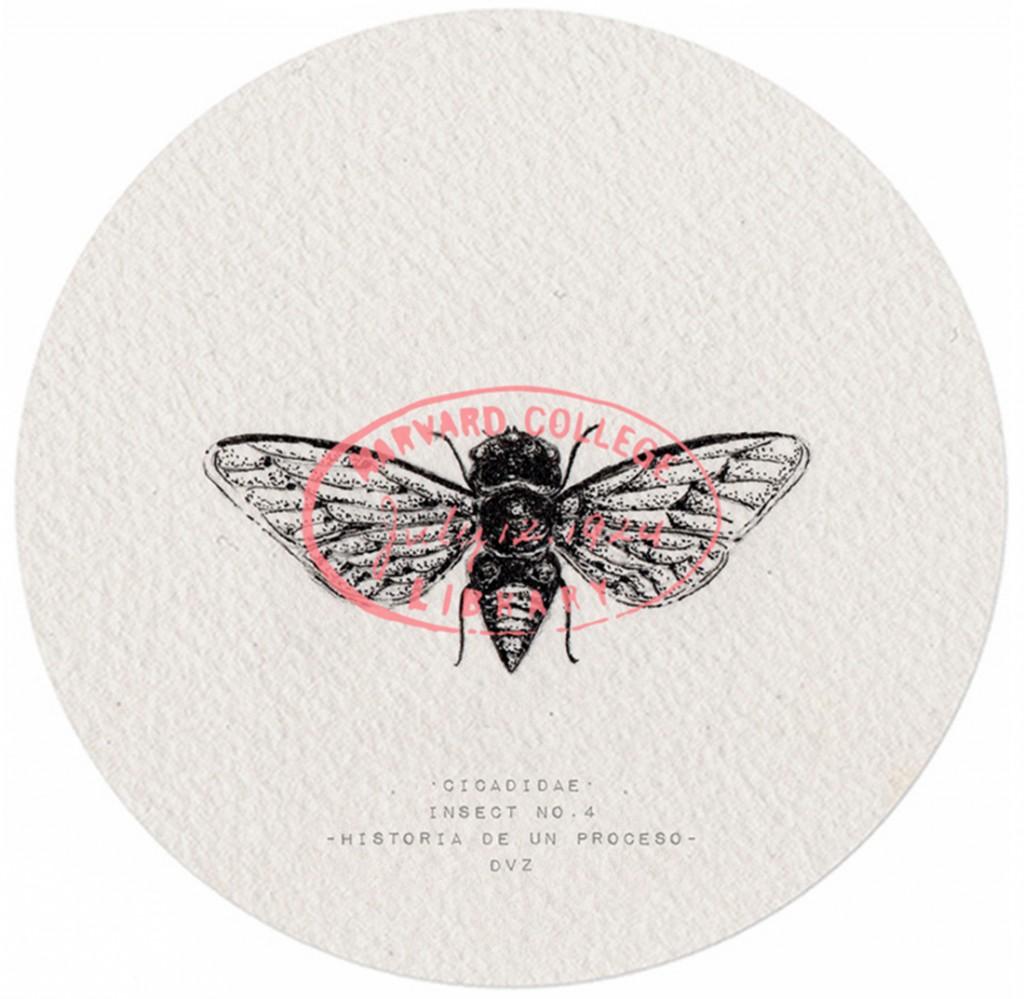 Insect No.4 -Historia de un Proceso - Tinta // Madrid, 2015 // DVZ