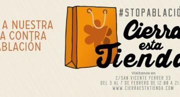 #stopablación