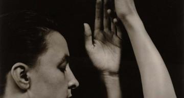 La mujer que hablaba con las manos
