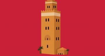 Postal Marrakech