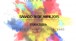Holi-Day Madrid 2015