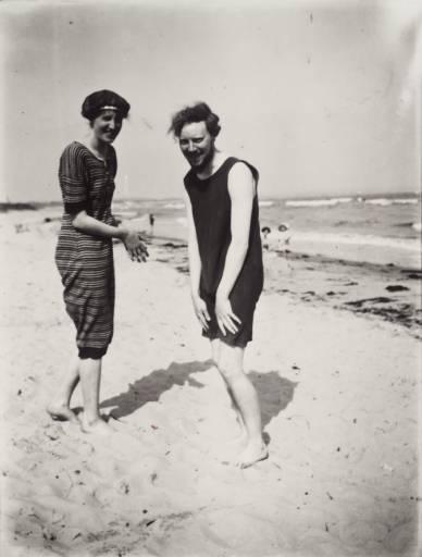 Fotografía de Virginia Woolf