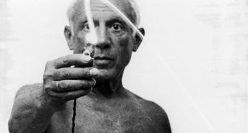 Fotografía de Pablo Picasso
