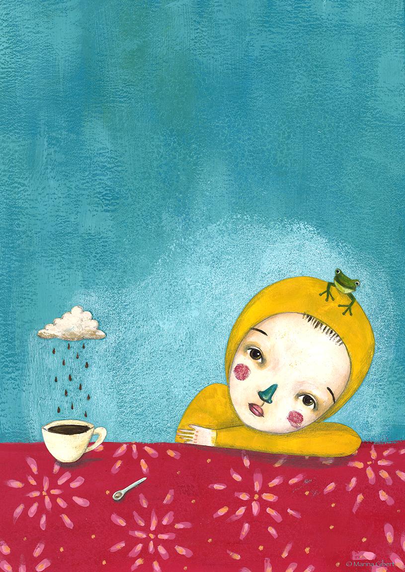 dulce lluvia