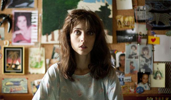 Leticia Dolera en un fotograma de su película Requisitos para ser una persona normal.