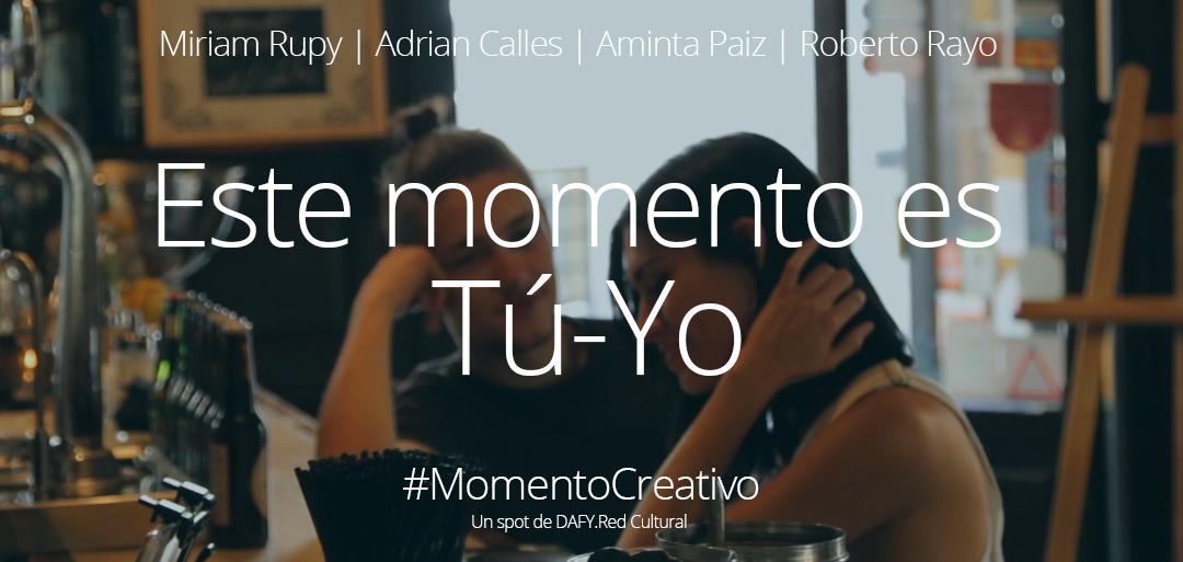 Este momento es Tú·Yo