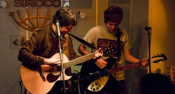 Gonzalo Barbero & The Sharrocks @ Siroco (07/11/15)