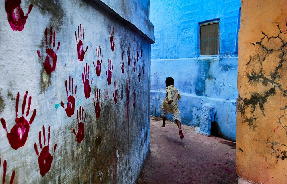 Galería fotográfica Steve McCurry
