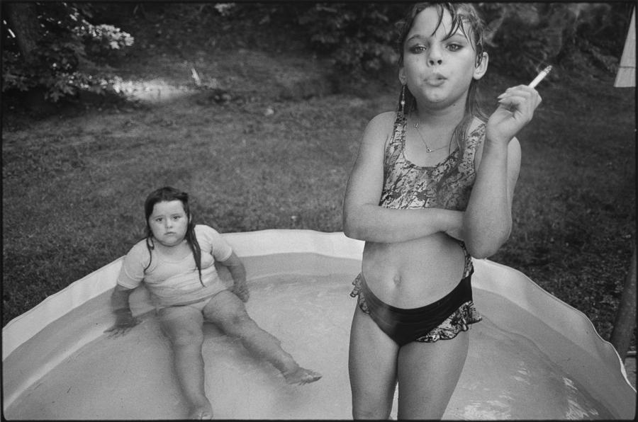 La crítica fotografía de Mary Ellen Mark