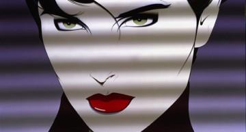 La sensualidad en los años 80 por Patrick Nagel