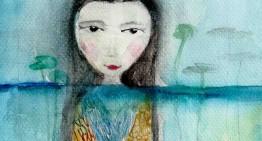 Hueles a mar – Ilustración de Bett