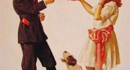 Norman Rockwell y la pintura sentimentalista