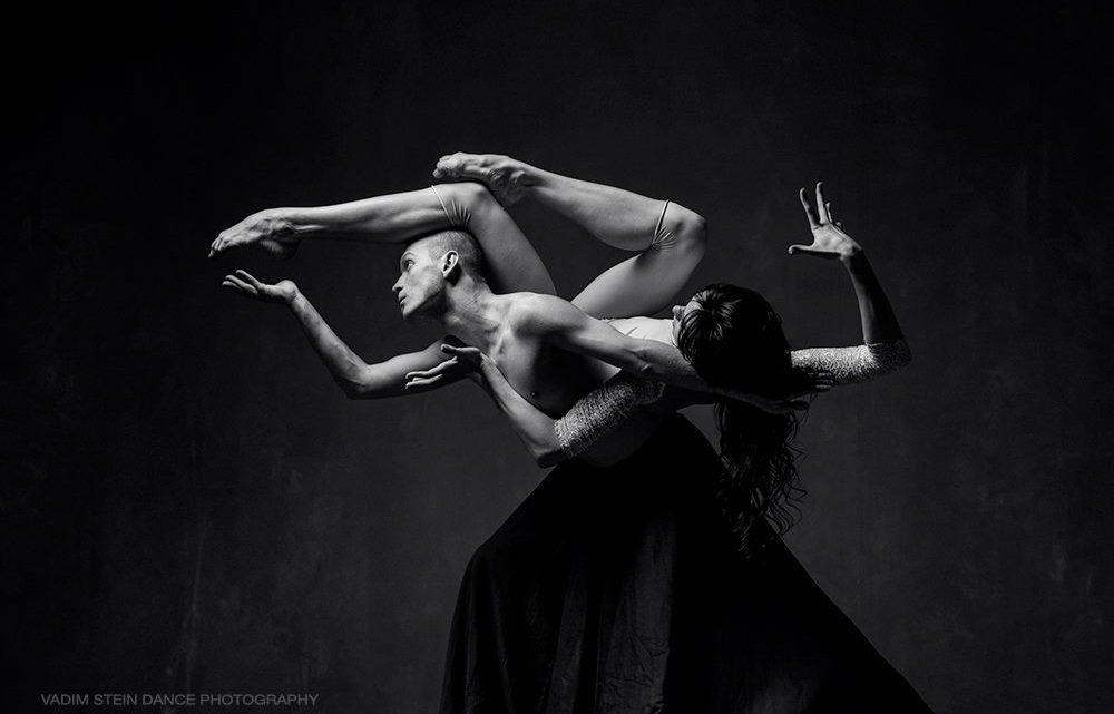 La danza fotografiada por Vadim Stein