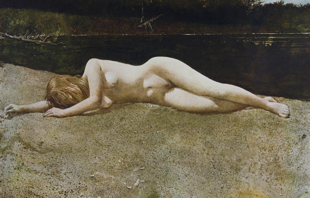 El realismo mágico de Andrew Wyeth