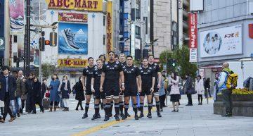 """""""Derriba el riesgo"""", el spot protagonizado por los All Blacks"""