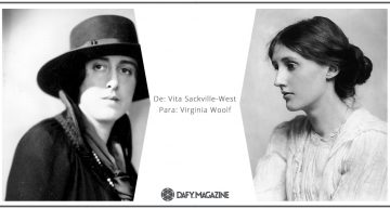Correspondencia célebre: De Vita Sackville-West a Virginia Woolf