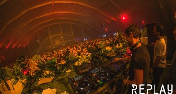 Replay Sunset Parties recibe a Damian Lazarus, Enzo Siragusa y Virginia en su cita de marzo