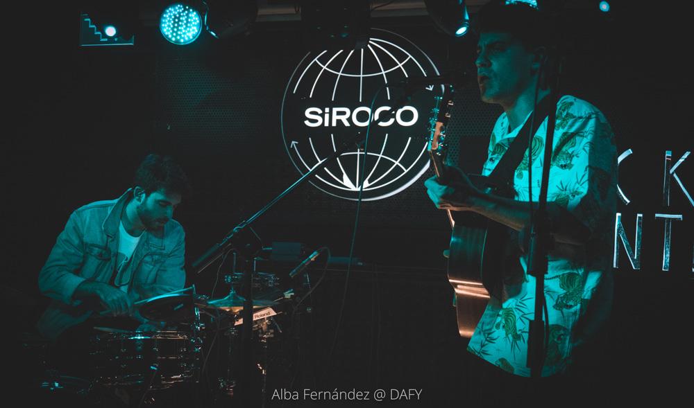 Jack Bisonte @Siroco (18/04/2018)