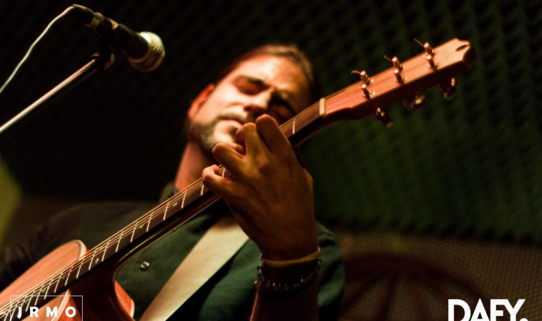 Daniel Hare @ Siroco Lounge (06/06/14)