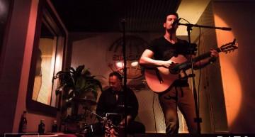 Héctor Méndez @ Siroco Lounge (17/10/14)