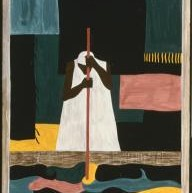 "Jacob Lawrence. Panel 57  – <a href=""http://www.phillipscollection.org/collection/migration-series"" target=""_blank"">phillipscollection.org</a>"