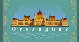 Edificios de Budapest.