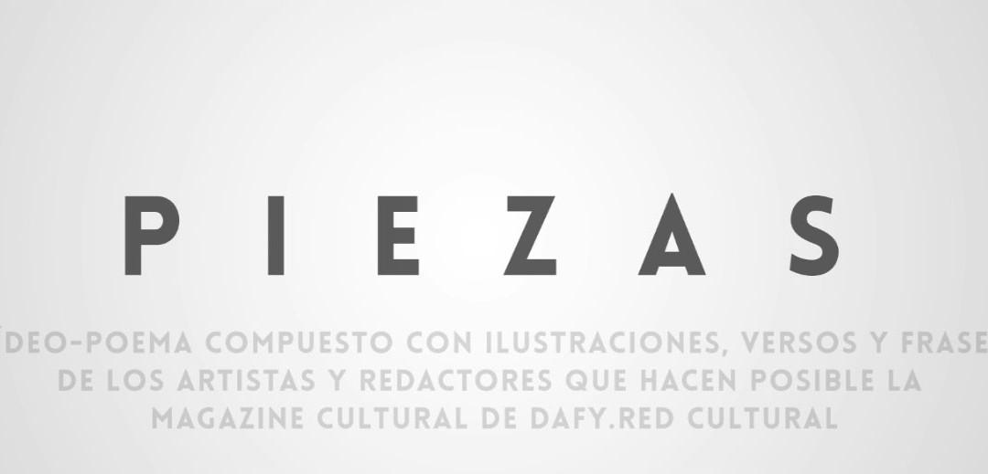 """PIEZAS – """"Feliz 2015 artistas"""""""
