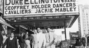 The Apollo Theater in Harlem//G. Marshall Wilson/AP.// nydailynews